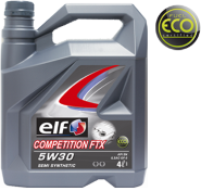 Lube Force Traders CC - COMPETITON FTX 5W30