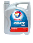 Lube Force Traders CC - QUARTZ 7000 SN 10W40, 15W50