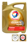 Lube Force Traders CC - TOTAL QUARTZ 9000 RACING 10W60