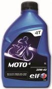 Lube Force Traders CC - Moto 4 20W40